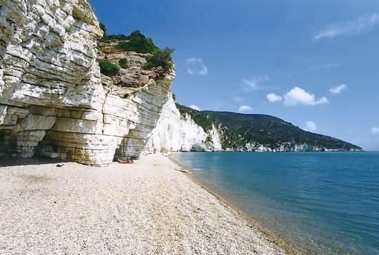Baie del Gargano. Litoranea Mattinata - Vieste